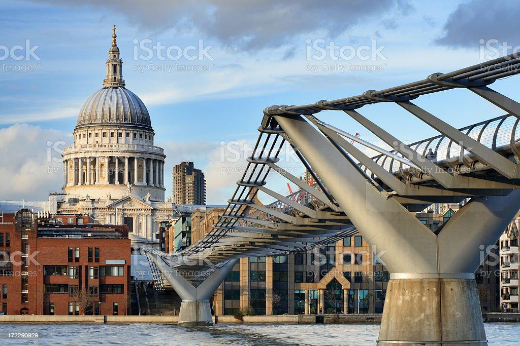 London Postcard stock photo