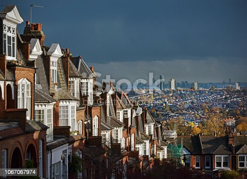 istock London real estate 1067067974