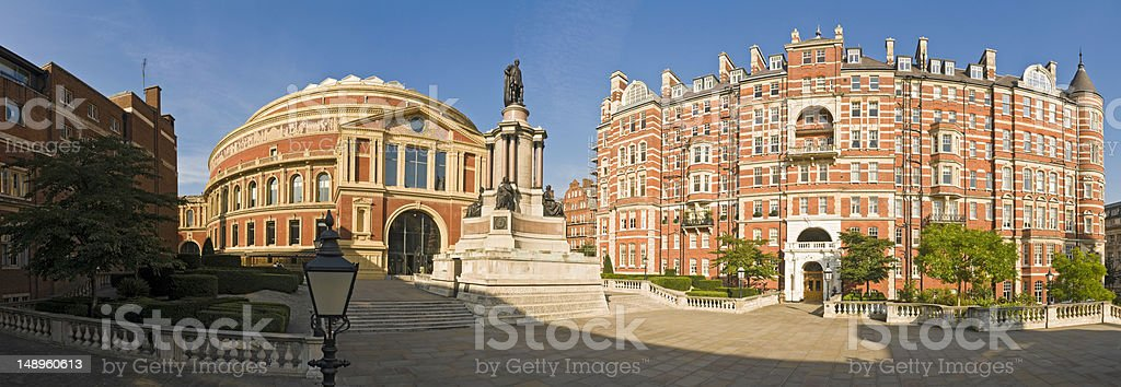 London Royal Albert Hall royalty-free stock photo