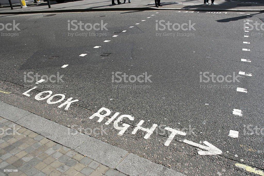 London street royalty-free stock photo