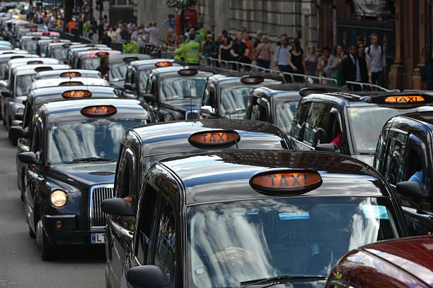 London Taxi – Foto