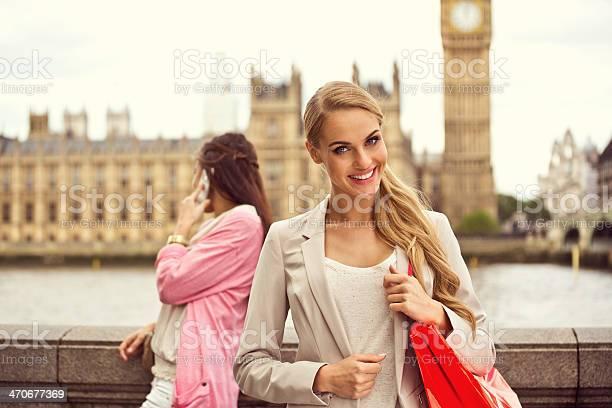 London Tourist Stock Photo - Download Image Now