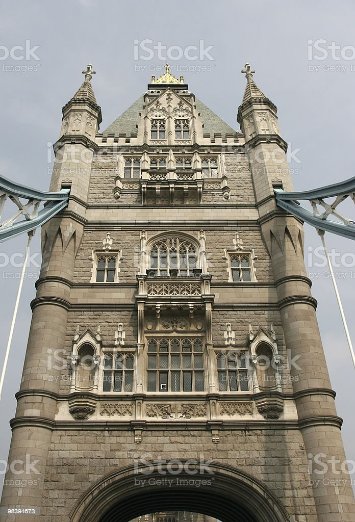 London Tower royalty-free stock photo