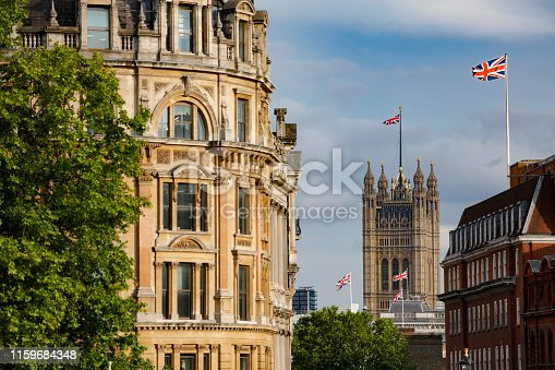 Houses of Parliament-Victoria Tower
