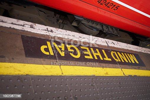 istock London, United Kingdom 1002087296