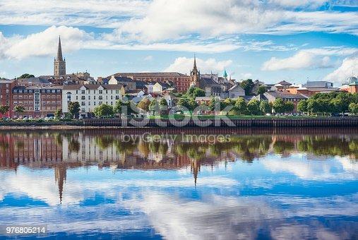 Londonderry, Derry Northern Ireland UK
