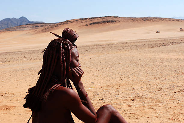 Royalty Free African Tribal Culture Himba Namibia Naked Pictures, Images And Stock -1786