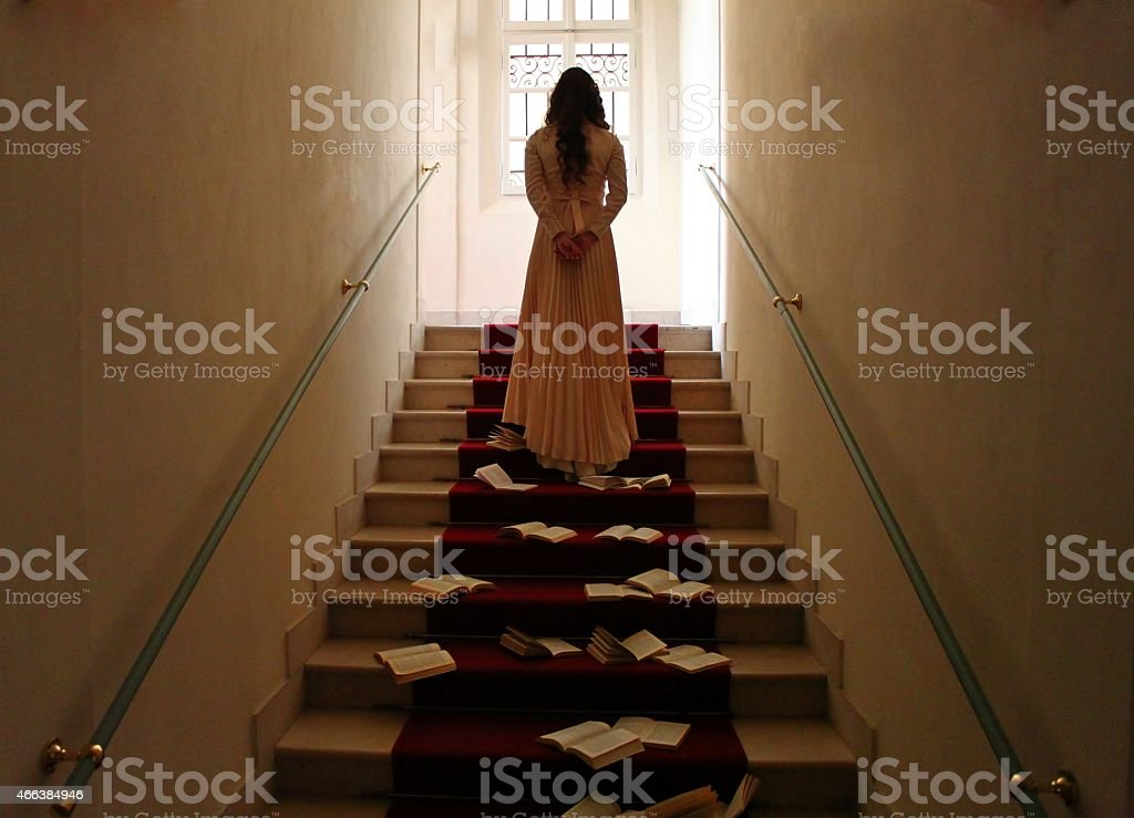 Loneliness culture stock photo