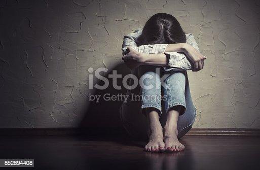 istock Loneliness 852894408
