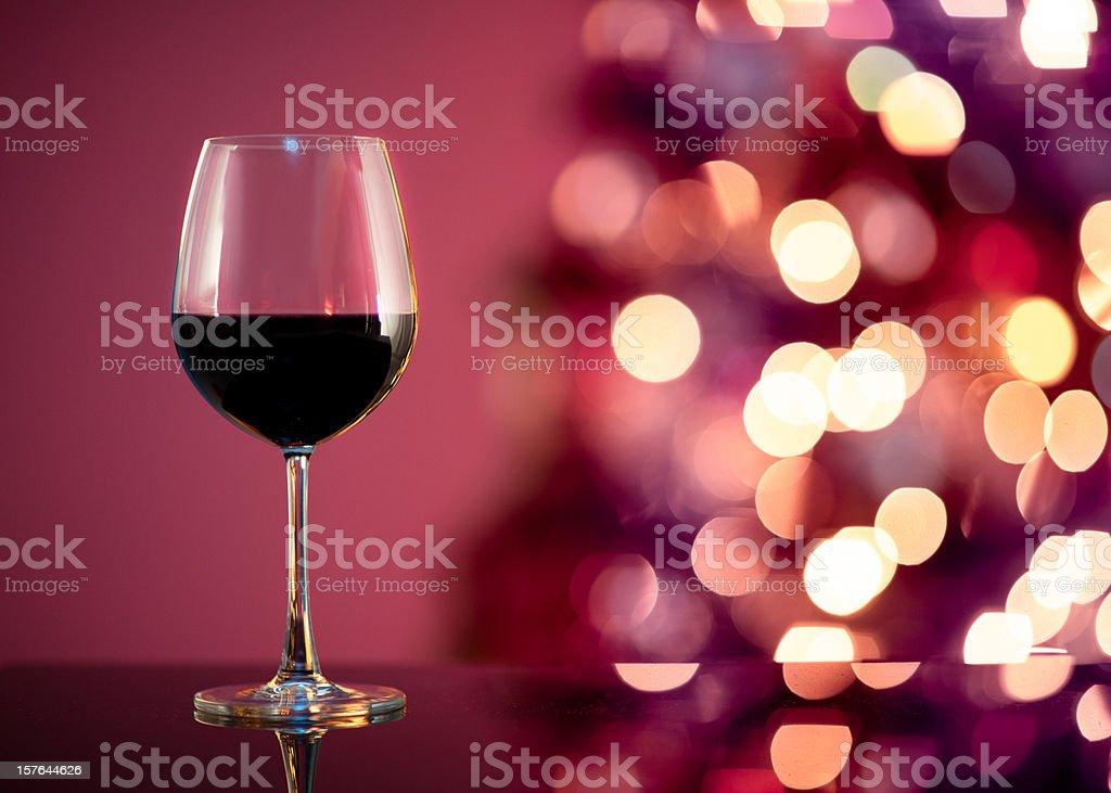 Lonely Celebration stock photo