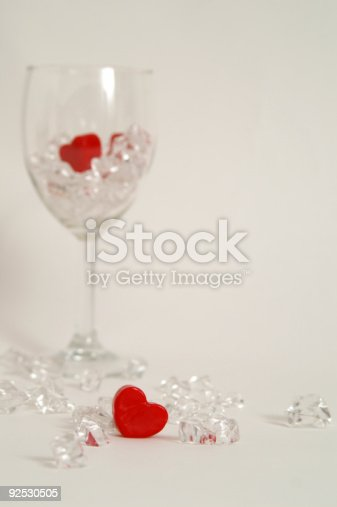 istock Lonely heart 92530505
