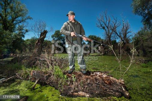 istock Lonely Hunter 171115279