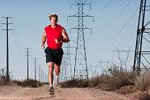 istock Lonely Runner 108311136