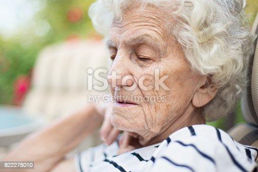 874789168istockphoto Lonely Senior Women 822278010