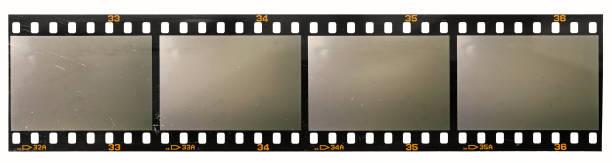 Long 35mm film or movie strip with 4 empty frames or cells on white picture id1151829024?b=1&k=6&m=1151829024&s=612x612&w=0&h=mp1xmck7gpvorabikphen9rpws7 3iv0 9rtegi33eo=