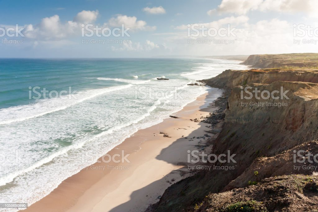 Atlantic coast at Baleal