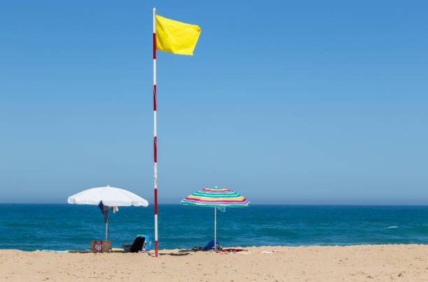 Long Beach auf Atlantik Küste für entspanntes – Foto