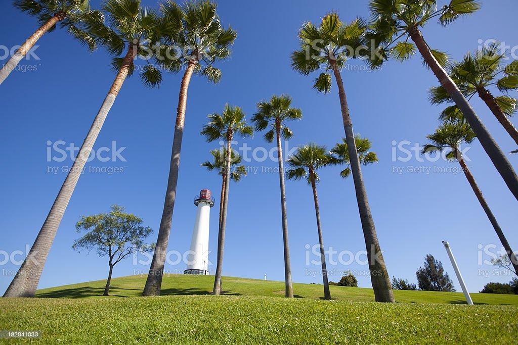 Long Beach royalty-free stock photo