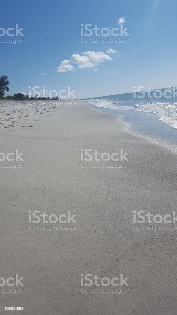 Long Boat Key FL stock photo