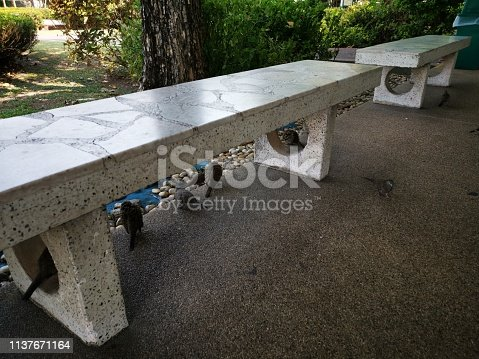 Architecture, Bench, Carving - Craft Product, Cement, Chair