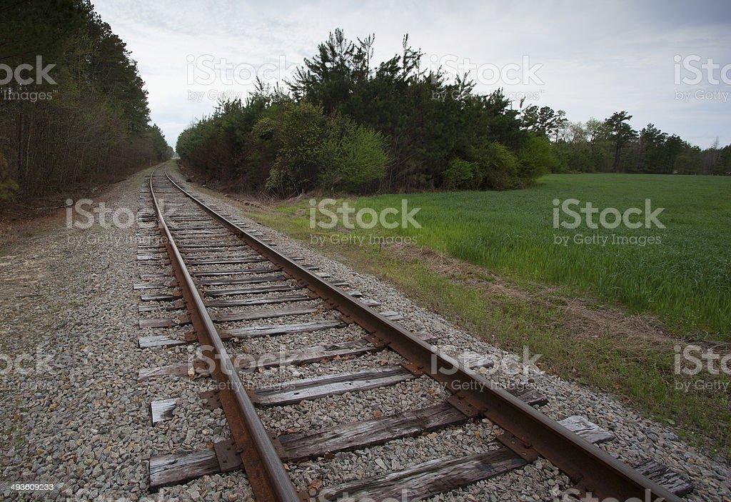 Long curve stock photo