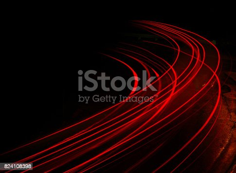 istock Long exposure at night 824108398