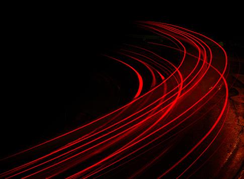 istock Long exposure at night 824108398