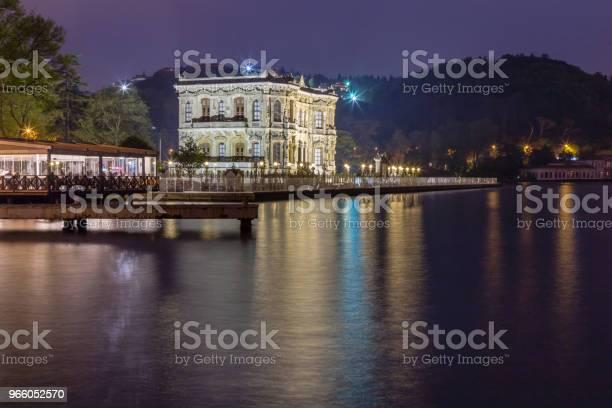 Lång Exponering Skott Av Kucuksu Palace Eller Goksu Paviljong-foton och fler bilder på Arkitektur