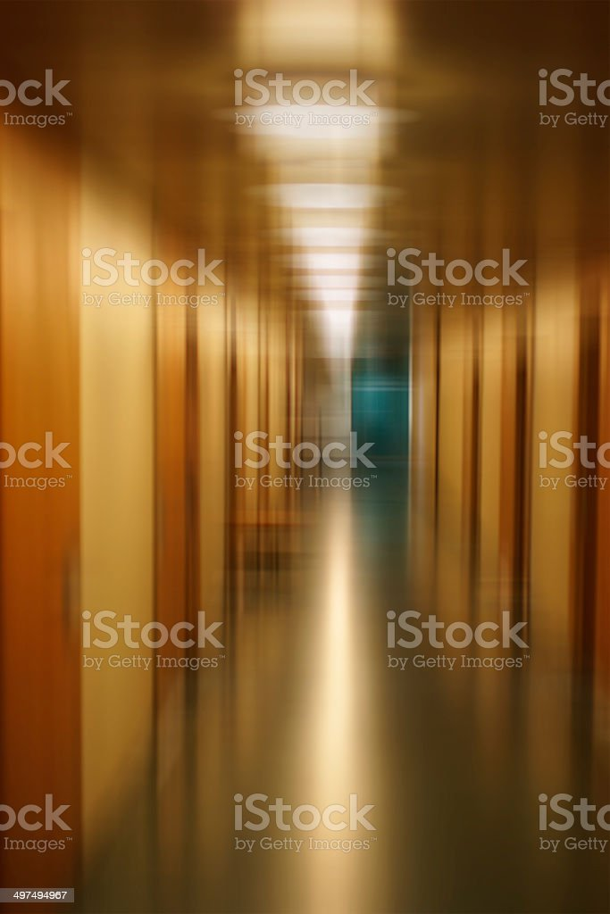 Long floor abstract royalty-free stock photo