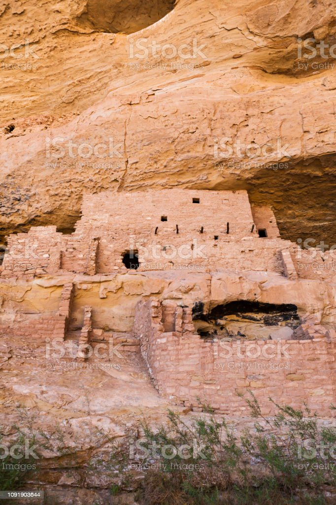Long House At Mesa Verde National Park In Colorado United States Stock  Photo - Download Image Now