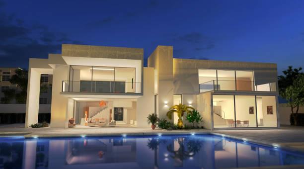 grande maison - Photo