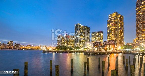 Long Island City, New York City, Long Island, New York State, Queens - New York City