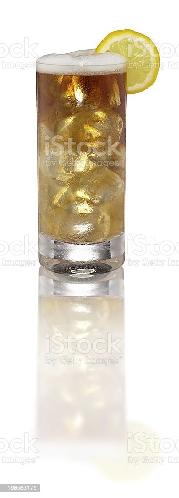 Long Island Iced Tea royalty-free stock photo