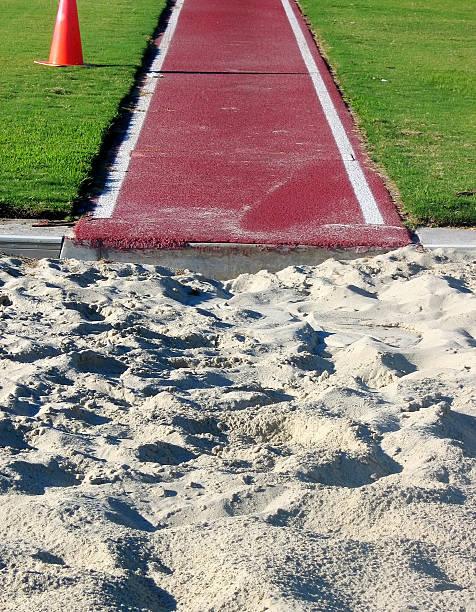 long jump – Foto