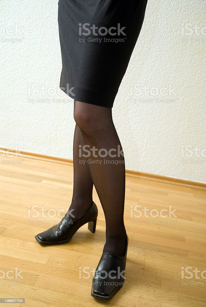 long legs royalty-free stock photo