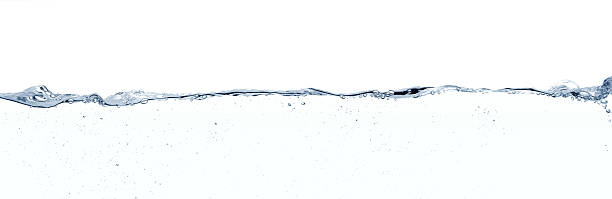 long line of water - water surface stock photos and pictures