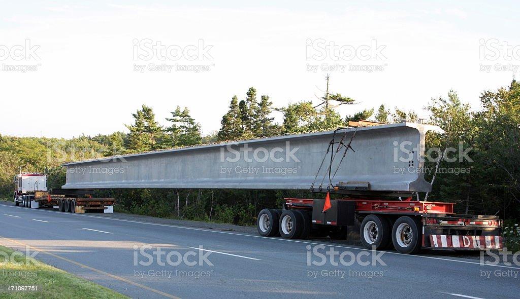 Long Load stock photo