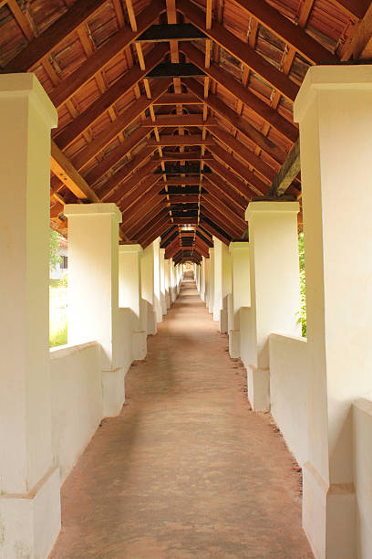 Long Passage stock photo