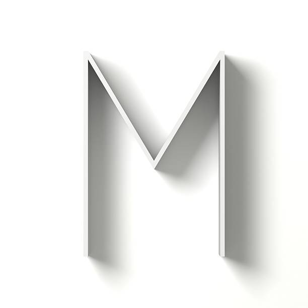 Best Letter M Stock Photos, Pictures  Royalty-Free Images -2244