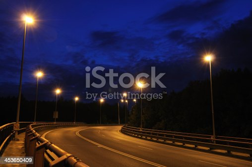 820883024 istock photo Long time night shot 453650409