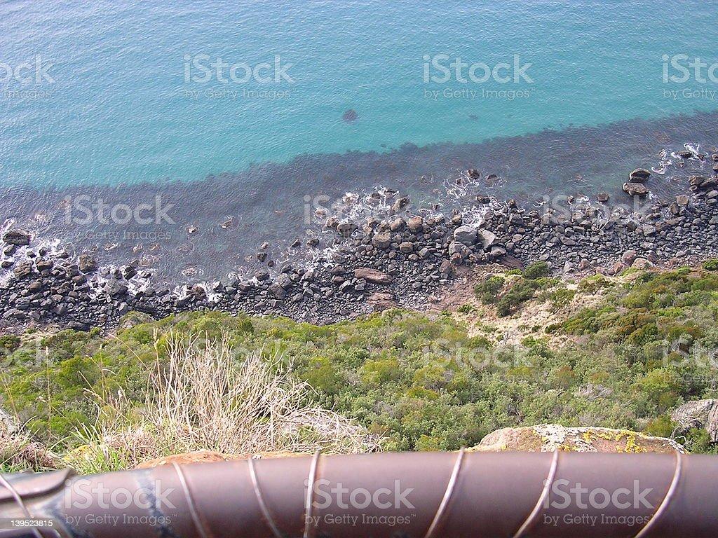Long Way Down #2 - Royalty-free Australia Stock Photo