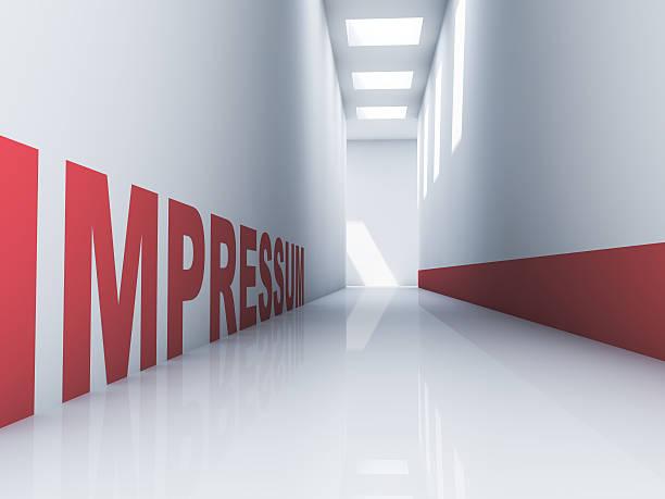 Impressum – Foto
