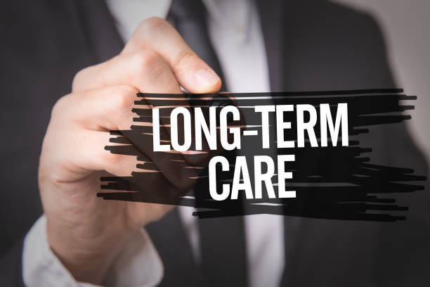 Long-Term Care stock photo