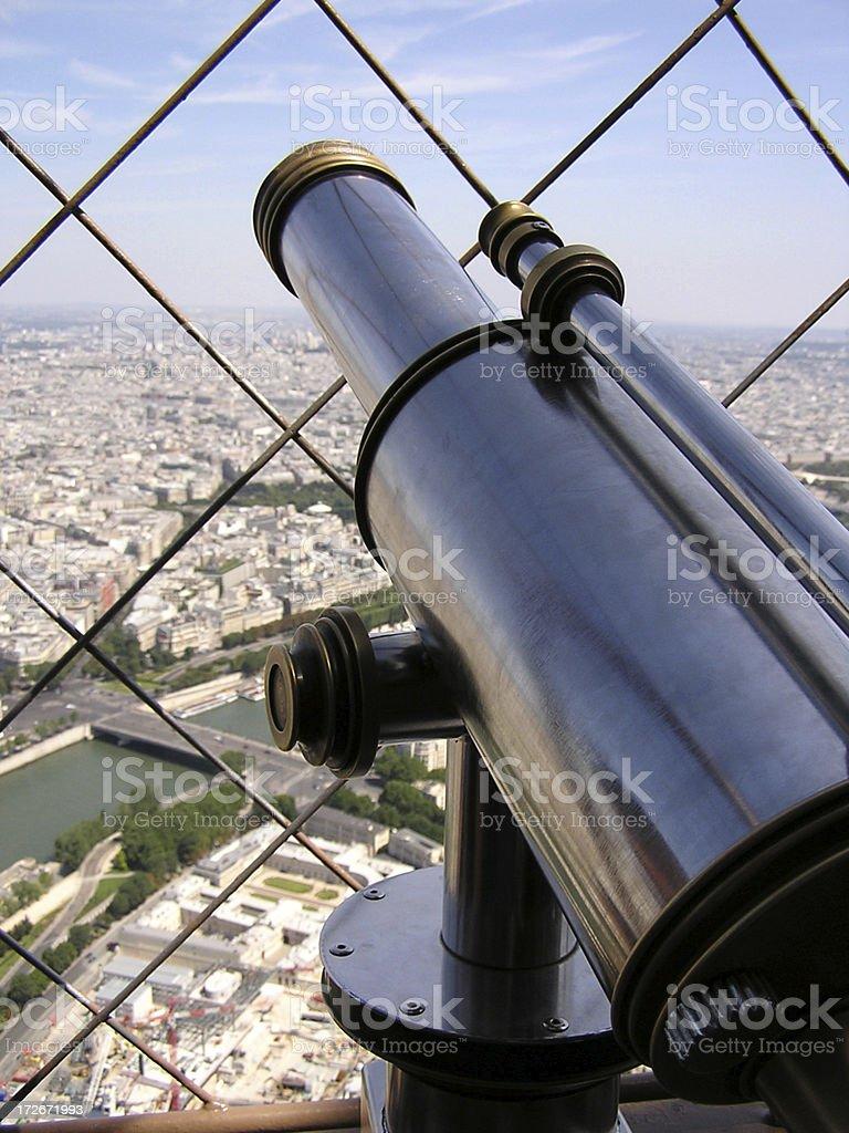 Look at Paris stock photo