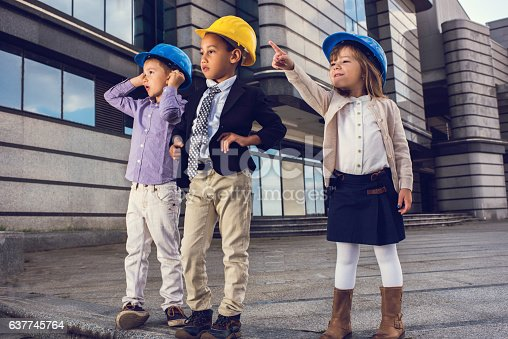643843490istockphoto Look at that building over there! 637745764