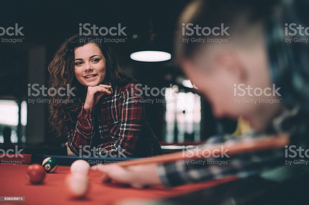 Look ati him... stock photo