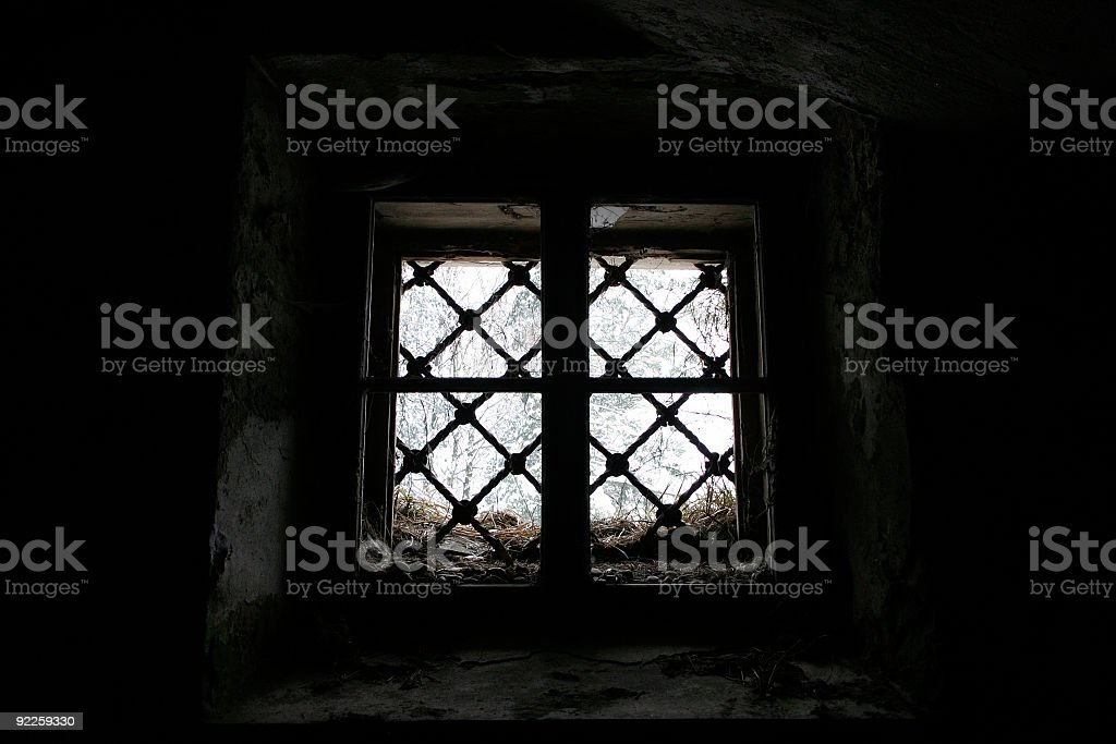 look from inside royalty-free stock photo