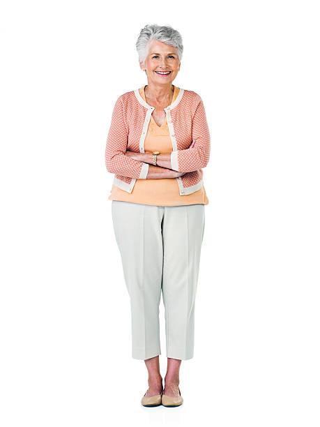 look good, feel good, no matter what age - seulement des femmes seniors photos et images de collection
