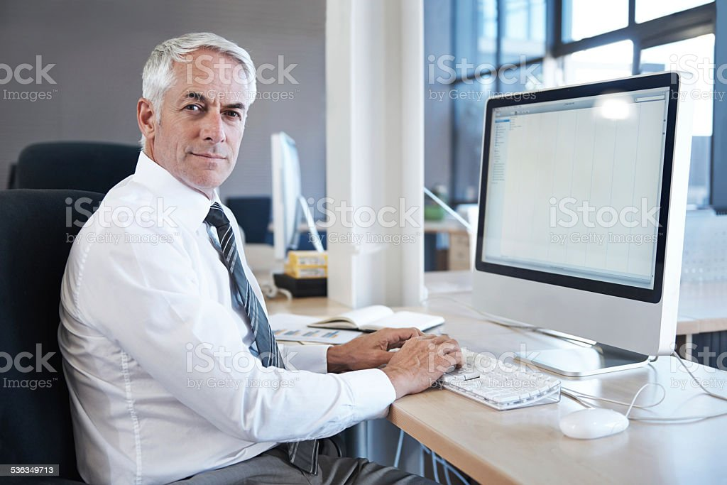 Look me up... stock photo