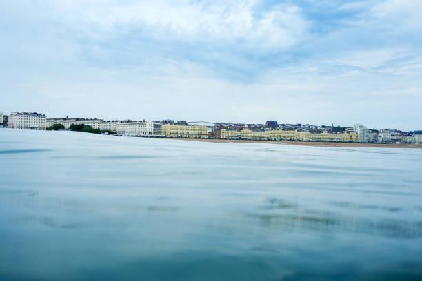 Looking accross the sea to brighton beach uk skyline picture id973356696?b=1&k=6&m=973356696&s=612x612&w=0&h=mtdhu22vvt3zuat4kk4pbimdxdcy5f8r7dlnldlv7ks=